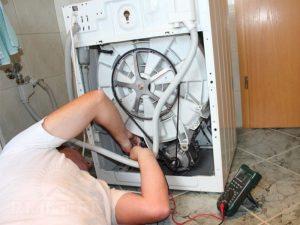 Не крутит барабан в стиральной машине? Сделаем!