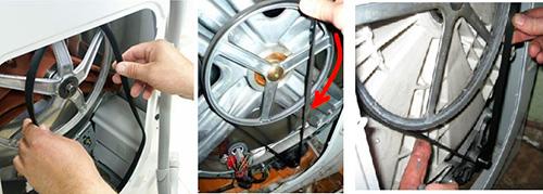 6 причин, почему не крутится барабан стиральной машины